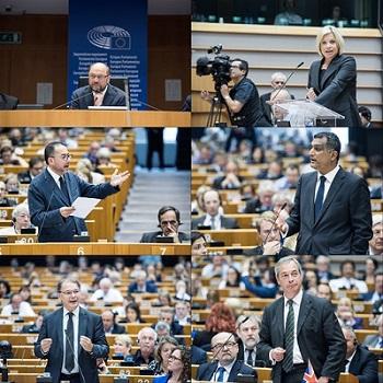 Europa-Parlamentet debat den 28. juni 2016