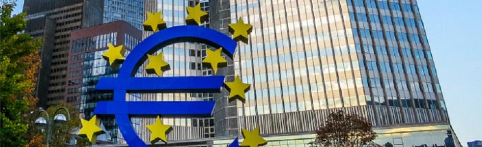 Det Europæiske Centralbank, Frankfurt Tyskland.