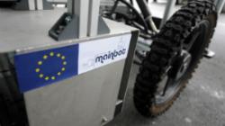 Mainbot er robotteknologi udviklet af forskere, der har fået EU-støtte. Kilde: Europa-Kommissionen.