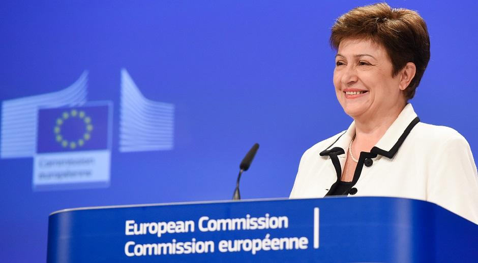 Kristalina Georgieva – Bulgarien – Næstformand med ansvar for budget og HR. Denne næstformandspost har ansvaret for forhandling og styring af EU's budget samt for de ansatte i EU.