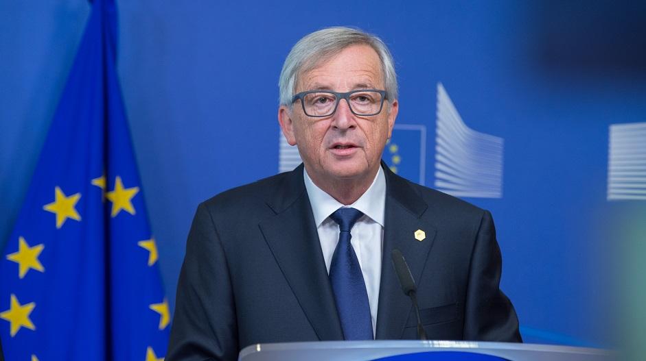 Jean-Claude Juncker – Luxembourg – Kommissionsformand. Kommissionsformanden leder og fordeler Kommissionens arbejde.