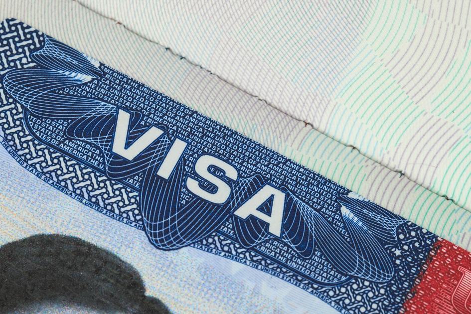Visum til USA