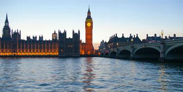 Britiske parlament