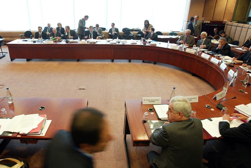 EU-topmødet den 20. og 21. marts 2003