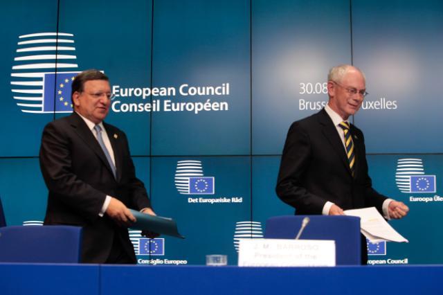 Det Europæiske Råd, 30 august