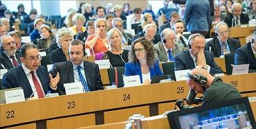 Debat i Europa-Parlamentet