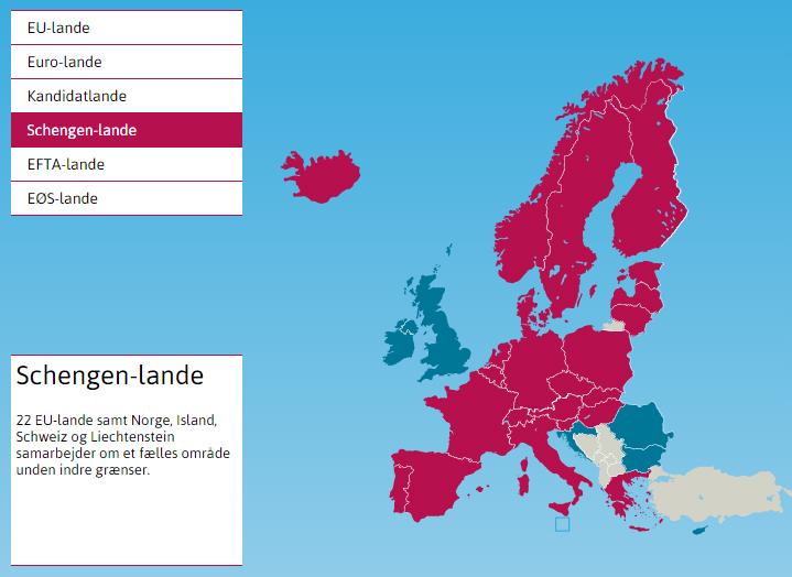 Schengenområdet