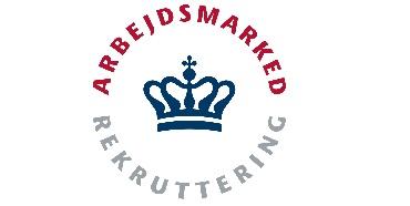 Arbejdsmarked rekruttering logo