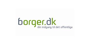 Borger.dk logo