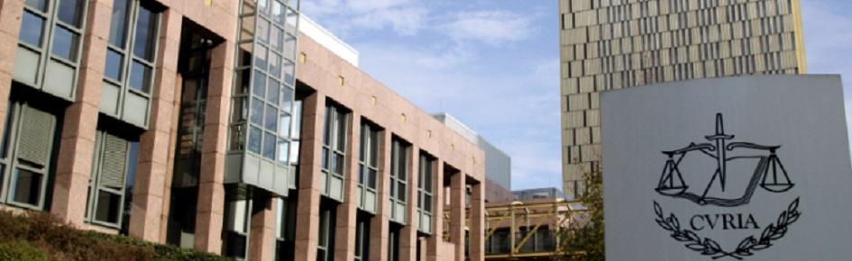 EU-domstolen.