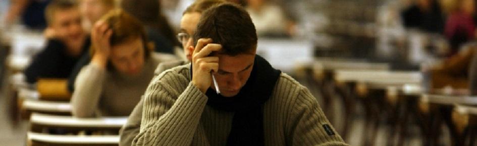 Det Europæiske Personaleudvælgelseskontors (EPSO) eksamen for kandidater til EU's administration.