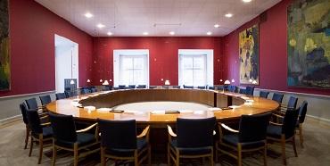 Europaudvalgets lokale