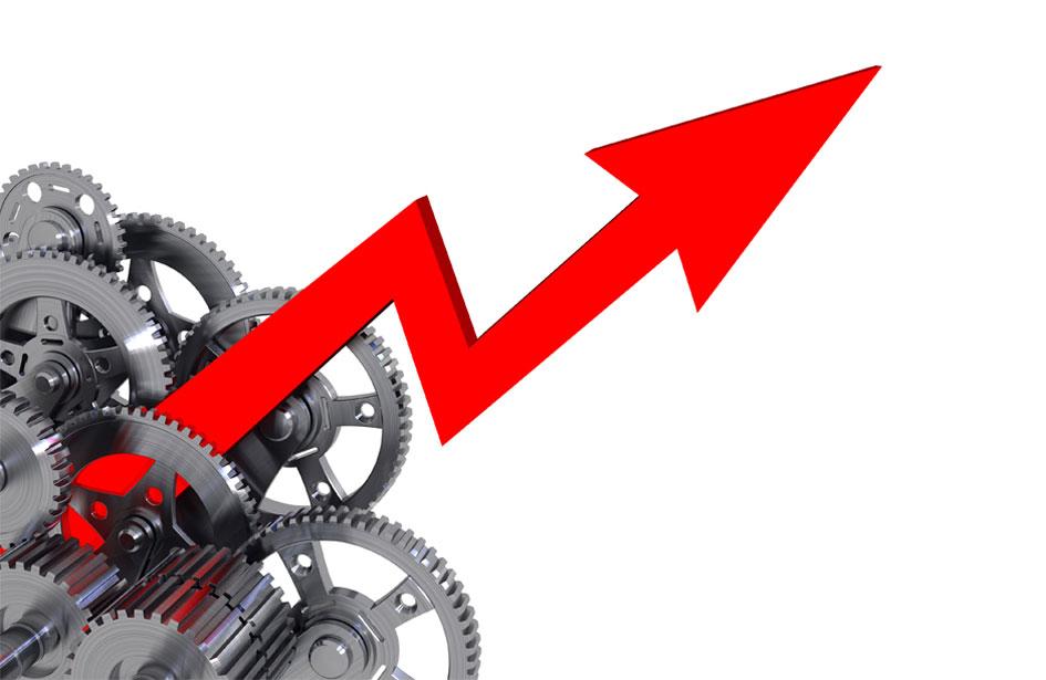 Vækst i BNP
