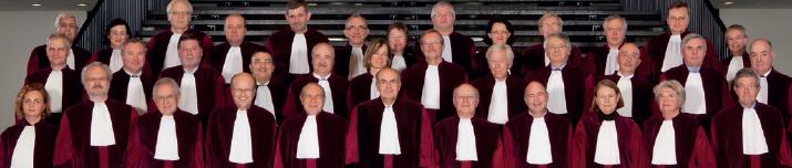 EU-Domstolen i Luxembourg