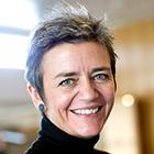 Konkurrencekommissær Margrethe Vestager