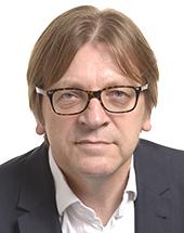 Guy VERHOFSTADT - 8th Parliamentary term - Fotograf EP Photo Service