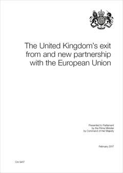 Hvidbog om Brexit