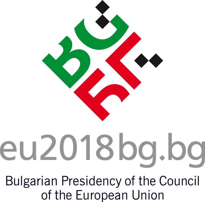 Logo af Bulgariens EU-formandskab