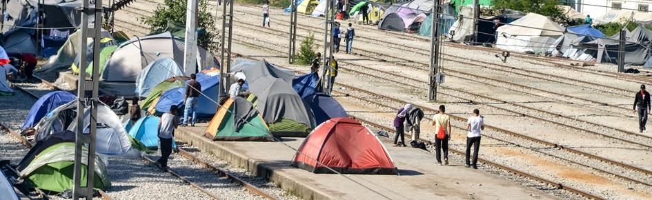 Telte og asyl