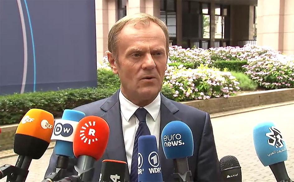 EU-topmøde den 28.-29. juni 2016